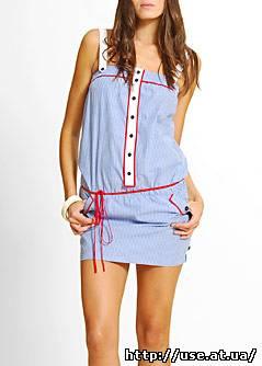 Вам модні сукні літо 2010 від mango на фото